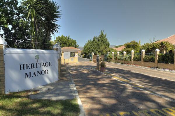 Heritage Manor | Somerset West