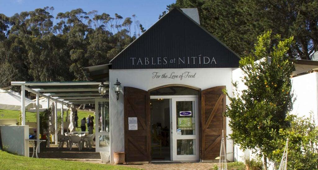 Tables At Nitida   Durbanville