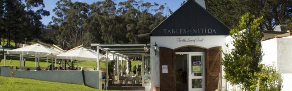Tables At Nitida | Durbanville